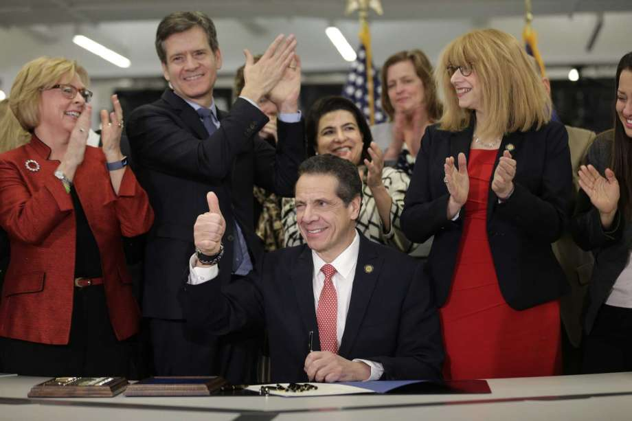 Governor Cuomo signs Child Victims Act